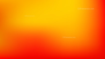 Red and Yellow Business PowerPoint Background Graphic