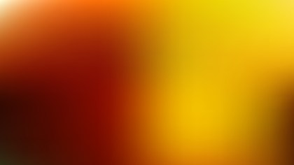 Red and Yellow Corporate PPT Background Vector Graphic