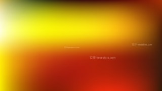 Red and Yellow Corporate Presentation Background Vector Image