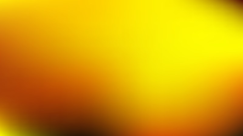 Red and Yellow Professional PowerPoint Background Vector