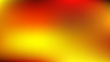 Red and Yellow Gaussian Blur Background Vector Art