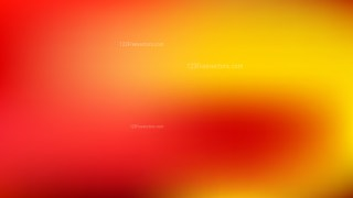 Red and Yellow Photo Blurred Background Illustration