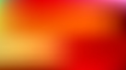 Red and Yellow Presentation Background