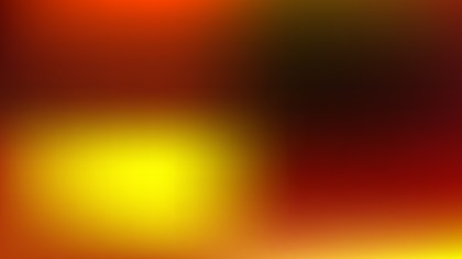 Red and Yellow Simple Background