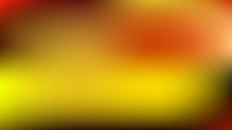 Red and Yellow Presentation Background Illustrator
