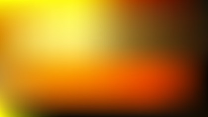 Red and Yellow PowerPoint Background