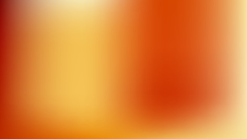 Red and Yellow Blur Background Graphic