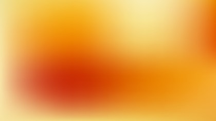 Red and Yellow Blurry Background Illustration