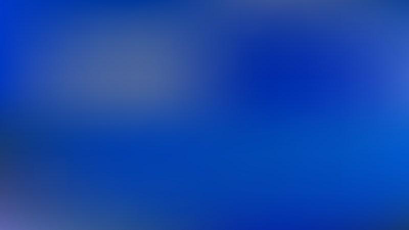 Royal Blue PPT Background Illustration