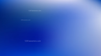 Royal Blue Presentation Background Design