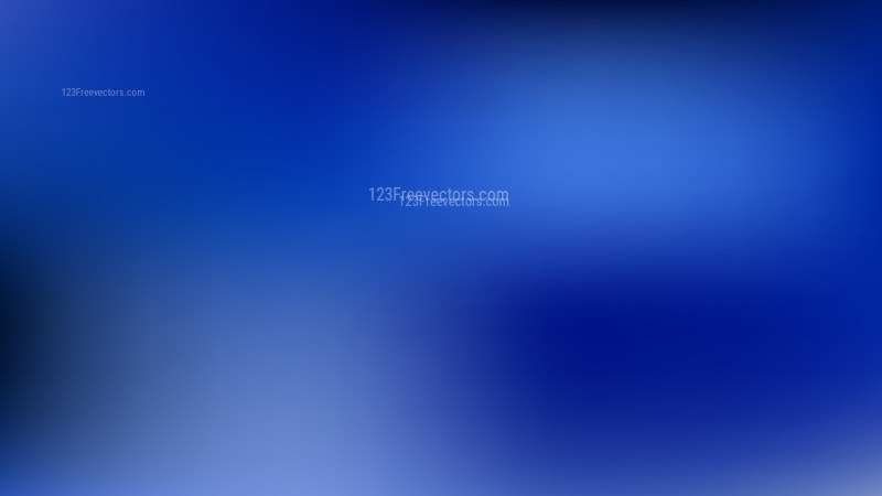 Royal Blue Blank background Vector Image