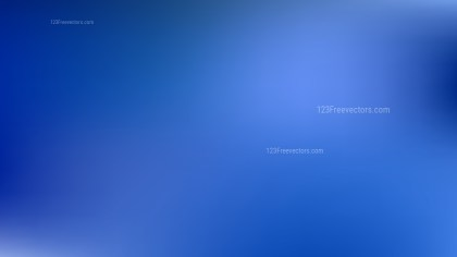 Royal Blue Business PowerPoint Background