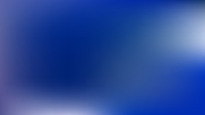Royal Blue Business Presentation Background