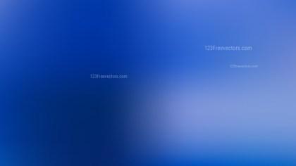 Royal Blue Gaussian Blur Background