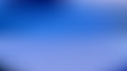 Royal Blue Blur Photo Wallpaper