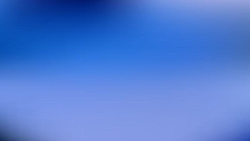 Royal Blue Blur Photo Wallpaper