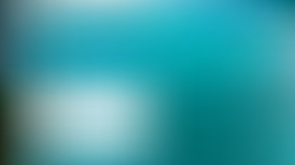 Turquoise Corporate PowerPoint Background Illustration
