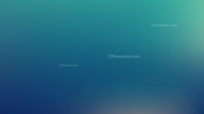 Turquoise PowerPoint Background Design