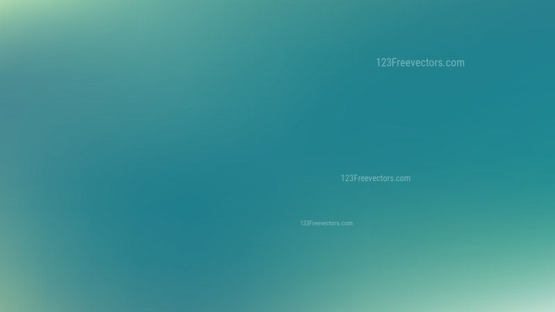 Turquoise PPT Background Image