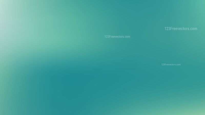 Turquoise Simple Background Illustrator