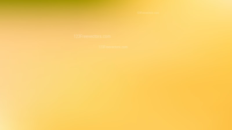 Yellow Simple Background Vector Graphic