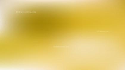 Yellow Blurred Background