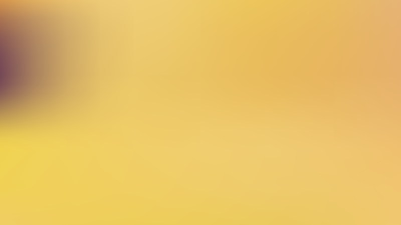 Yellow Simple Background Design