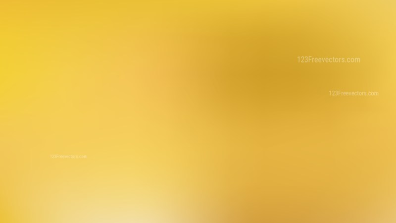 Yellow Business PowerPoint Background