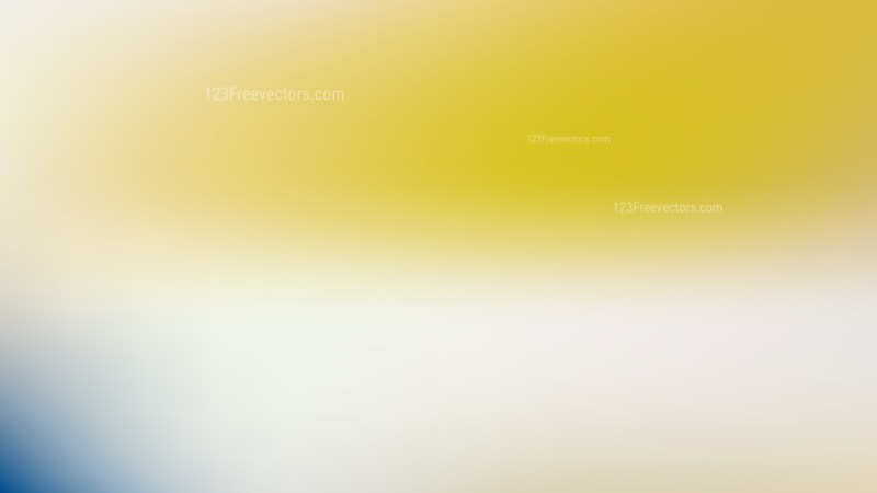 Yellow and White Business PowerPoint Background Illustrator