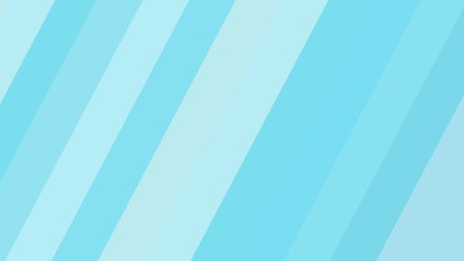 Baby Blue Diagonal Stripes Background