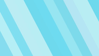Baby Blue Diagonal Stripes Background Vector Art
