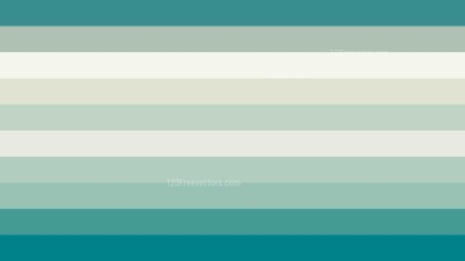 Beige and Turquoise Stripes Background Design