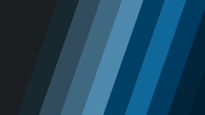 Black and Blue Diagonal Stripes Background Vector