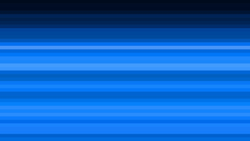 Black and Blue Horizontal Stripes Background Vector Graphic