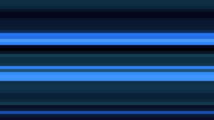 Black and Blue Horizontal Stripes Background