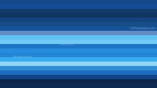 Black and Blue Horizontal Striped Background Vector Illustration