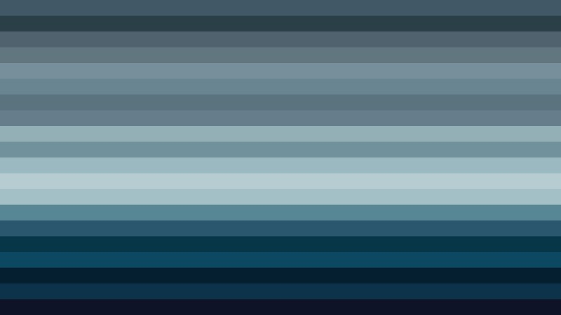 Black and Blue Horizontal Striped Background Vector Art