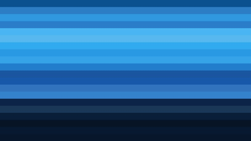 Black and Blue Horizontal Striped Background Design