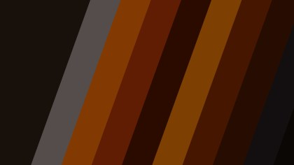 Black and Brown Diagonal Stripes Background Vector Graphic