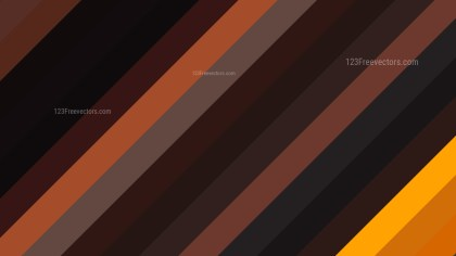 Black and Brown Diagonal Stripes Background