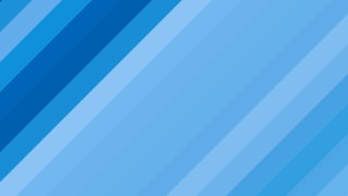 Blue Diagonal Stripes Background Design