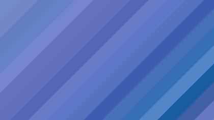 Blue Diagonal Stripes Background Vector Image