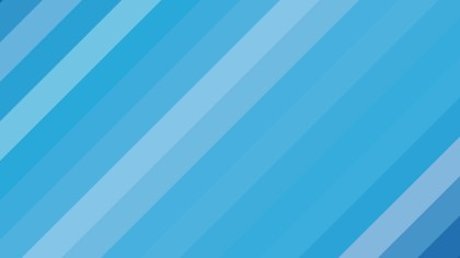 Blue Diagonal Stripes Background Vector Illustration