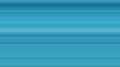 Blue Horizontal Stripes Background Vector