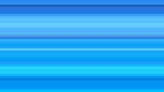 Blue Horizontal Stripes Background