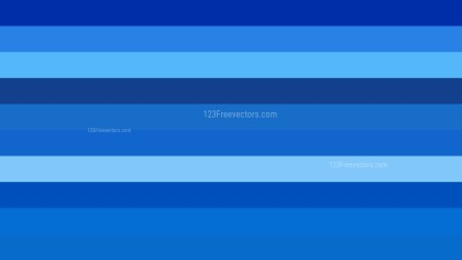 Blue Stripes Background Illustrator