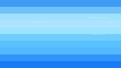 Blue Stripes Background Vector Illustration