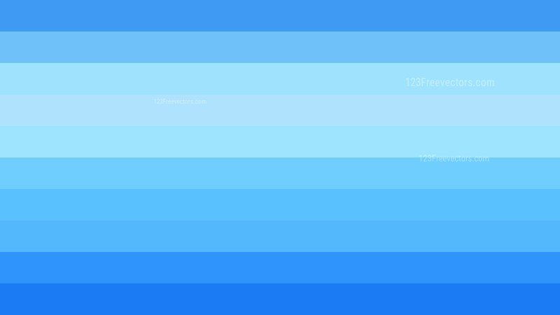 Blue Stripes Background Vector Illustration