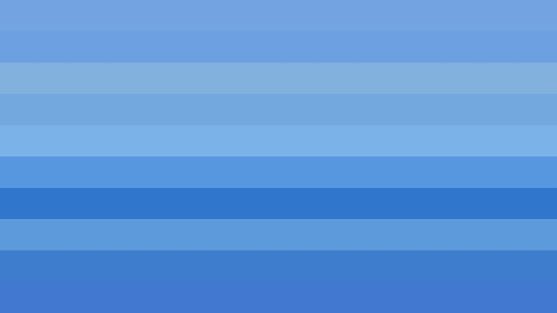 Blue Stripes Background Vector Art