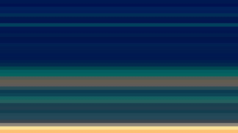 Blue and Brown Horizontal Stripes Background Vector